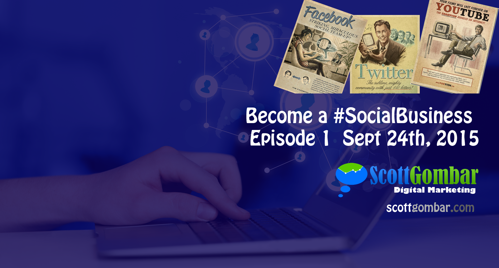 Episode 1 of Become a Social Business