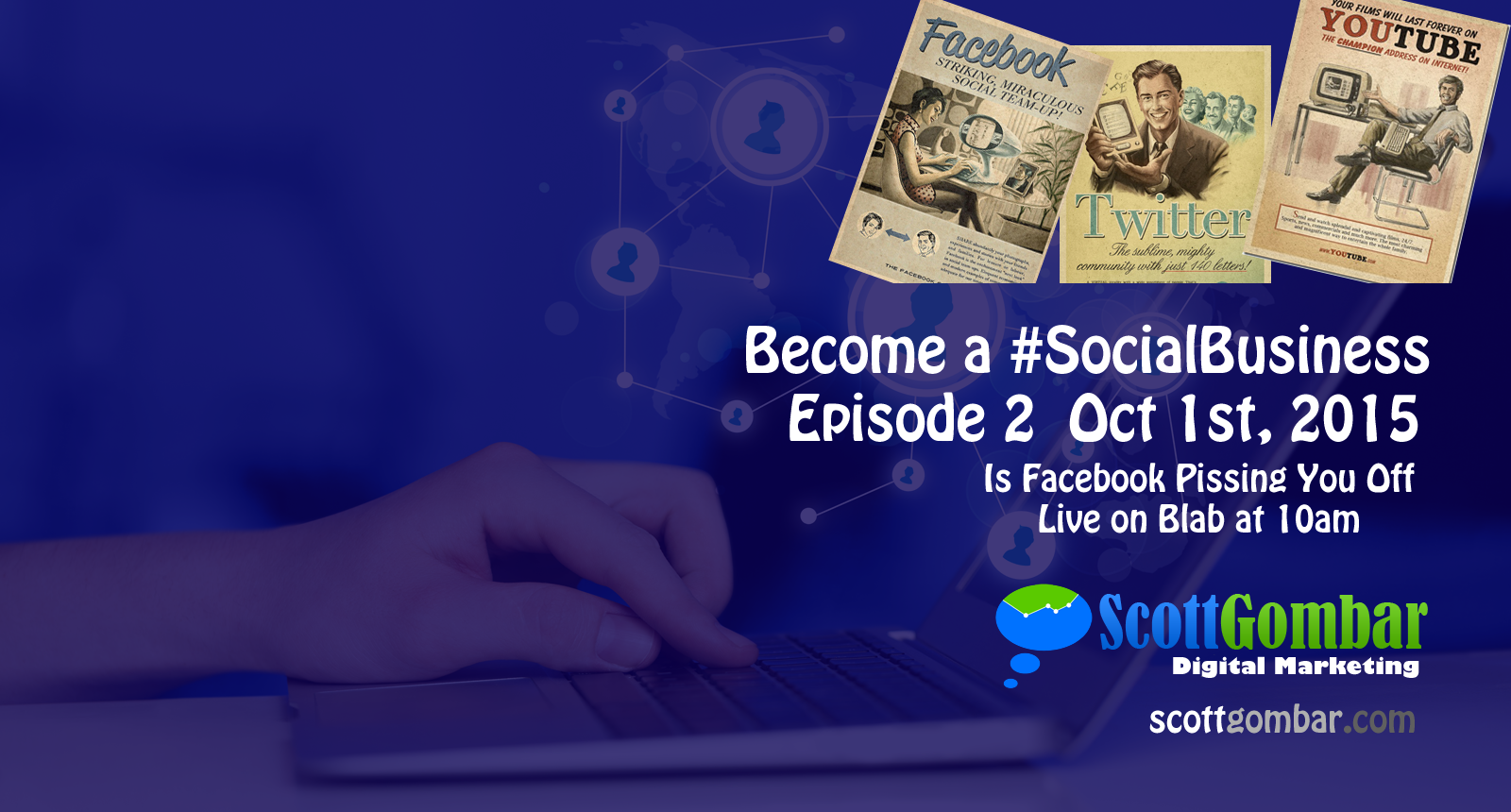 Is Facebook Pissing You Off Episode 2 of Become a Social Business
