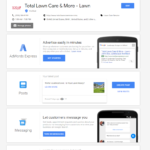 Google My Business New Options