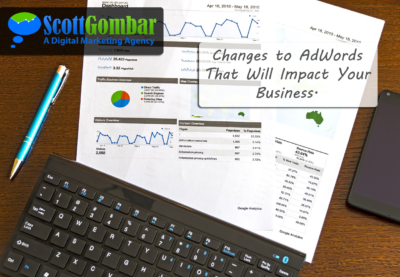 Google Is At It Again. AdWords Updates Because of You